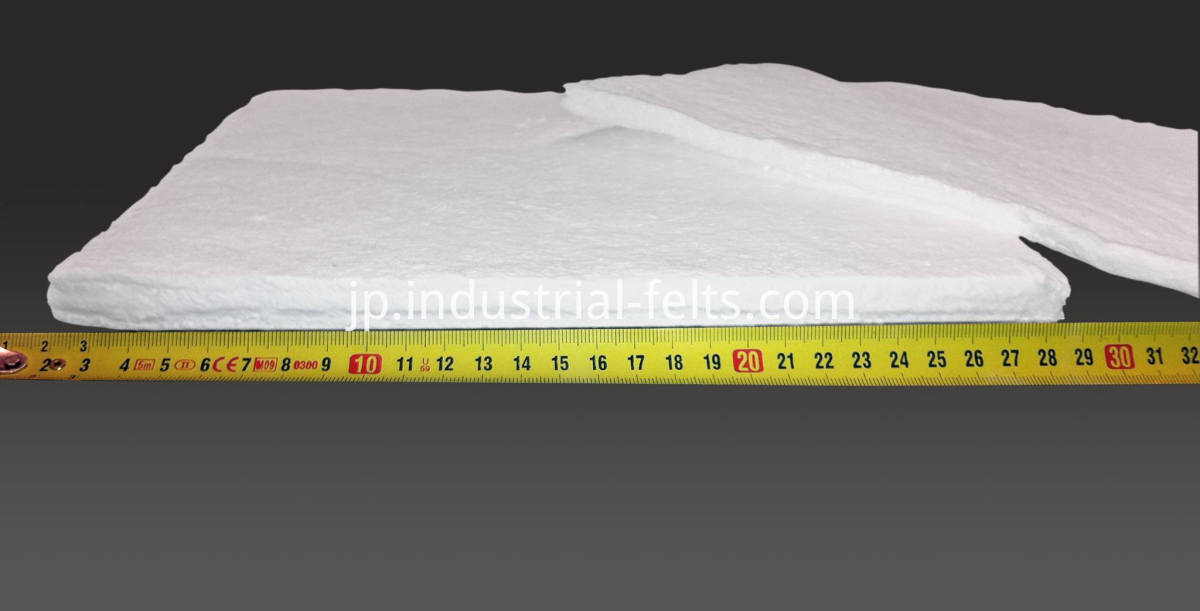 Aerogels High Temperature Insulation Blanket