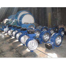 Sanitary Cast Iron Butterfly Valve