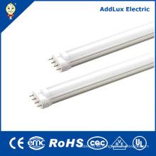 Luz del tubo del precio bajo CE 15W SMD 2g11 4pin LED
