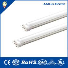 Lumière de tube de la CE 15W SMD 2g11 4pin LED de prix bas