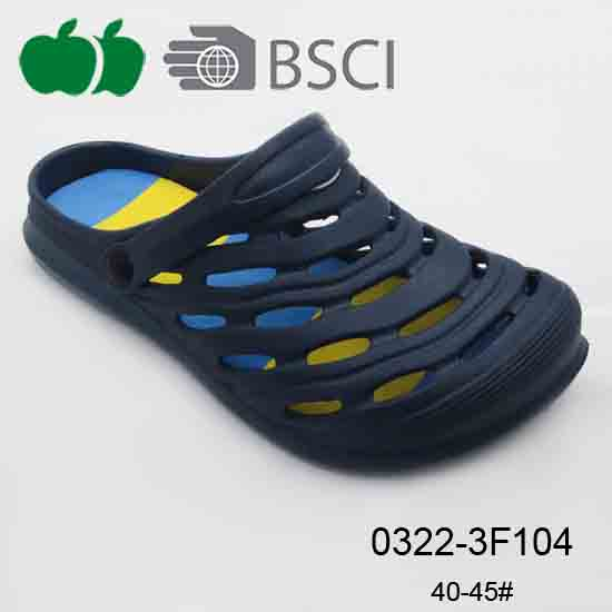 fashion soft garden clogs
