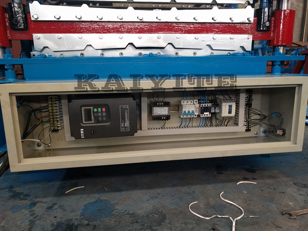 fully automatic roll forming machine