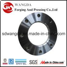 5 brides de tuyaux en acier k Slip-on de soudure en acier au carbone JIS