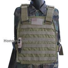 Militar Tactical UHMWPE chaqueta a prueba de balas para la defensa (HY-BA010)