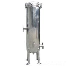 Beutelfiltergehäuse aus Kohlenstoffstahl / Edelstahl 304
