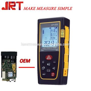 OEM profissional medidor de distância de medição à mão telêmetro a laser