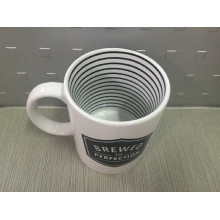 Full Decal Printing Mug, Promotional Ceramic Mug