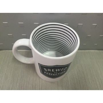 Full Decal Printing Mug, Promotional Ceramic Mug