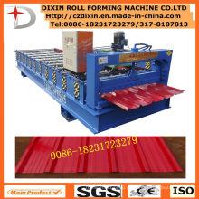 Dx 1050 Dachblech Rollenformmaschine