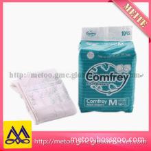 Comfrey Adult Diaper/ Adult Plastic Diaper/Diapers for Adult Hospital