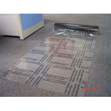 Protective Film for Carpet Surface with Dmr Printing