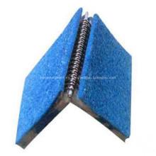 Correa corrugada de agujas para corrugador Mitsubishi
