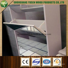 Manufacturer Supply Wooden Shoe Cabinet