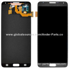 Full Assembly LCD Display Digitizer for Samsung Note 3, In Stock, Suits for Wholesale and Repair
