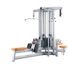 4-multi station multi gym equipment for health club
