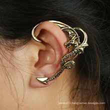 New Individual Vintage Ear Cuff Wholesale Ear Clip Earrings Jewelry EC59