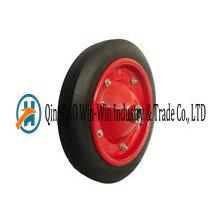 13-Zoll-Vollgummi-Räder für Handwagen