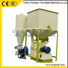 Tfq65-27 Multifunctional Hammer Mill Used for Cotton Stalk Crushing