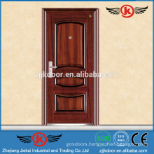 JK-F9056 superior quality residential solid wood fireproof door