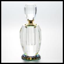 Bouteille de parfum en cristal en gros pour le cadeau des femmes (KS24075)