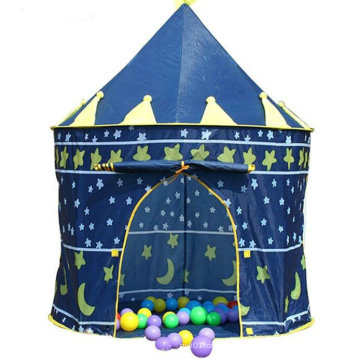 Schloss Zelt Camping Portable Folding Kinder Outdoor Home Kinder spielen Zelt