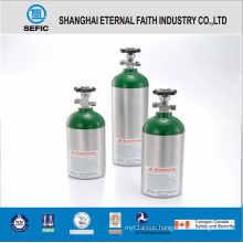 Mt-2/4-2.0 Small Portable Medical Aluminum Gas Cylinder