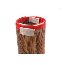 Printing and drying PTFE mesh belt