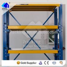 Rack de molde aiant do sistema de armazenamento ajustável Jracking