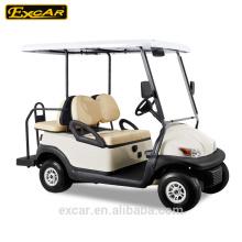 Chariot de golf électrique de 4 sièges avec la bonne qualité