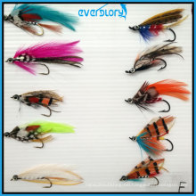 Colorful and Attractive Flies for Fly Fishing