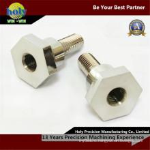 Custom Made CNC Machining Brass Turned Part