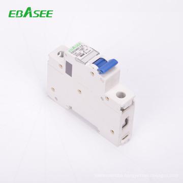 TUV IEC60947 approved 6,10,16,20,25,32A 3kA/4.5kA/6kA/15kA 4 amp circuit breaker