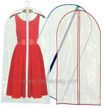 Clear PEVA Dress Cover (HBGA-016)