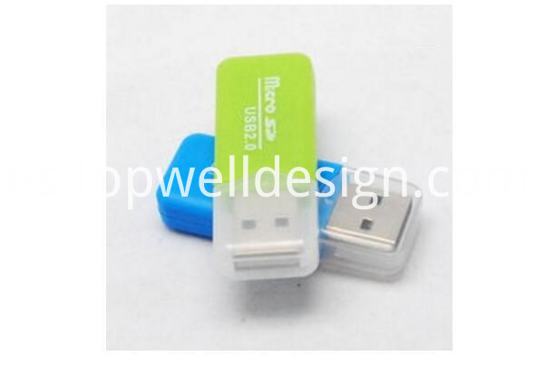 USB plastic cover