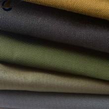 heavy duty waterproof polyester canvas fabric