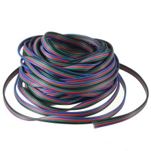 Cable de extensión de 4 pin Led RGB para 3528 5050Led Strip Light
