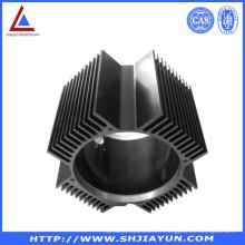 Nouvelle conception Extrude les dissipateurs de chaleur en aluminium avec usinage CNC