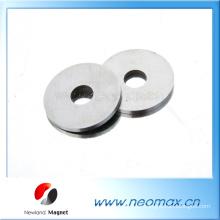 Kundenspezifische AlNiCo Magneten in dünner Ringform für Hochtemperaturgebrauch für heißen Verkauf