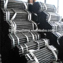Tubes sans soudure / tuyaux en acier sans soudure (A53) fabriqués en Chine