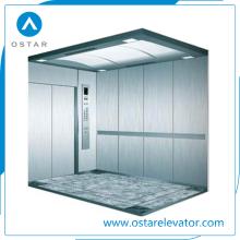 1600kg 1.0m / s großer Raum-stabiler Krankenhaus-Aufzug mit bestem Preis