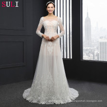 Vestido de casamento, rendas de casamento, vestido de casamento nupcial