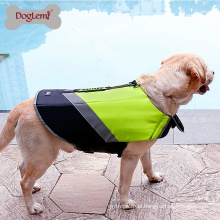 Dog Life Jacket Vest with Extra Padding for Dogs Reflecting