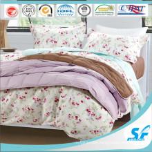 Super Soft Bedding Set 100% Cotton Down Airplane Blanket