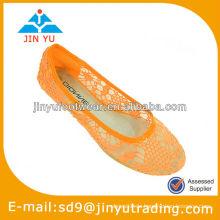 Weben oberen Damen Schuhe Größe