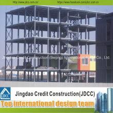 Mehrstöckige Stahlkonstruktionen für Büro oder Markt