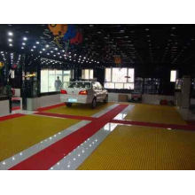 Car Wash/High Strength /FRP Gratings/ FRP/GRP Walkway/Fiberglass Grating