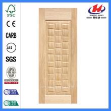 JHK-019 Natural Ash   Bread Design Exterior Door Skin