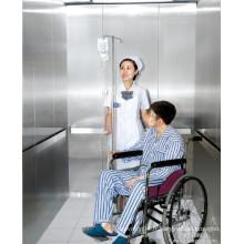 Levage des ascenseurs de l'hôpital XIWEI, prix des ascenseurs