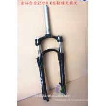 Espalhe garfo de bicicleta de neve de 150mm / garfo de bicicleta gordo / garfo Beach Cruiser