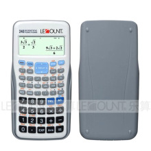 240 Function Scientific Calculator with Sliding Back Cover (LC782MS)